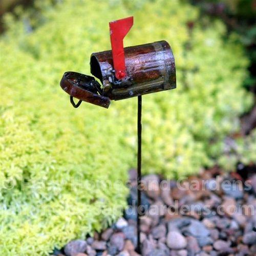 Miniature Mailbox