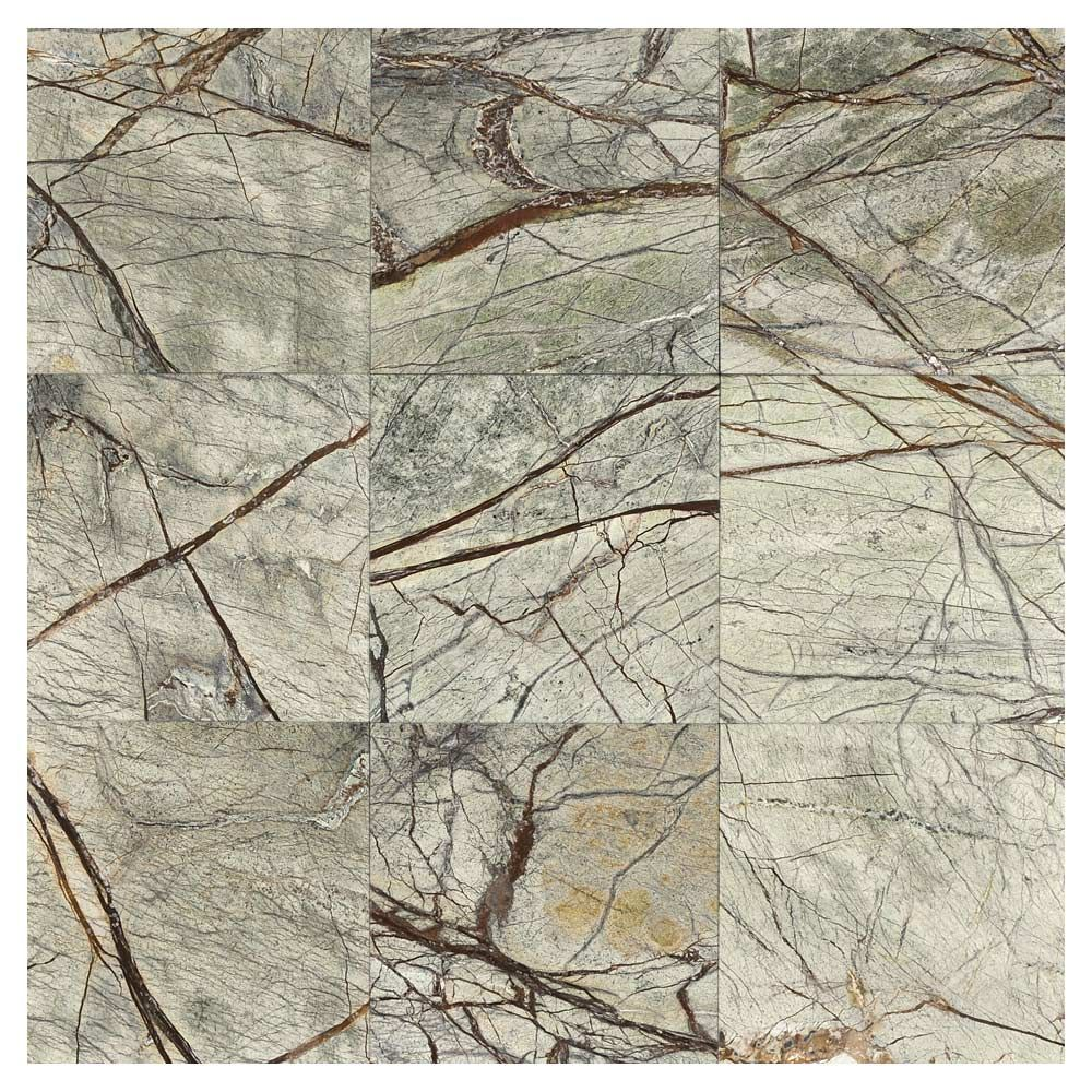 Complete Tile Collection Natural Stone Marble Tile Earth Storm Green Polished Mi 111 Mp 110 209 Single Tile 12 X Marble Tile Polished Marble Tiles Tiles