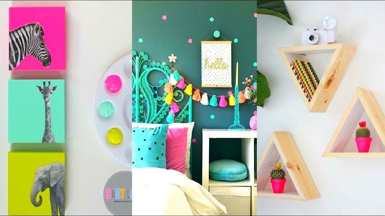 LIFE HACKS, RECICLAJE, MANUALIDADES TUTORIAL L Crafts, Recycling, Tricks...  Diy Wall DecorDiy Home ...