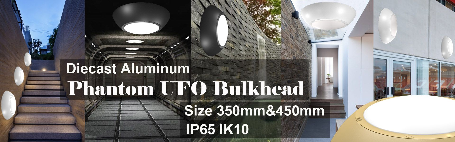 Robust LED Bulkhead Outdoor lighting, Led, Lighting