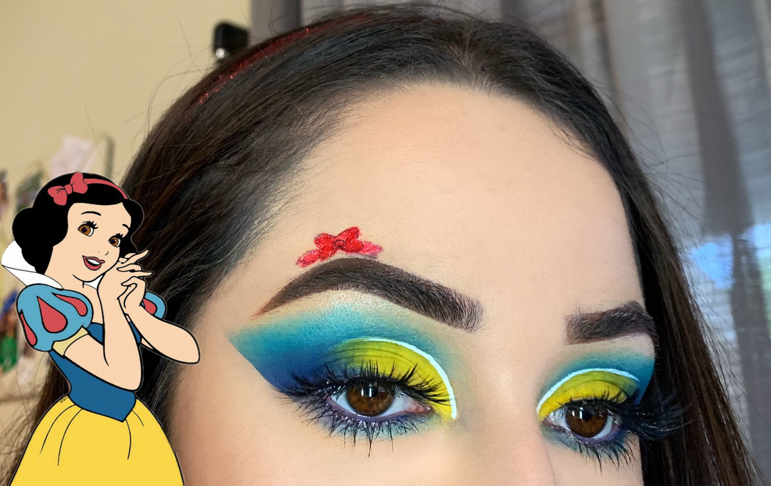Used the James Charles Palette by Morphe! eyemakeup
