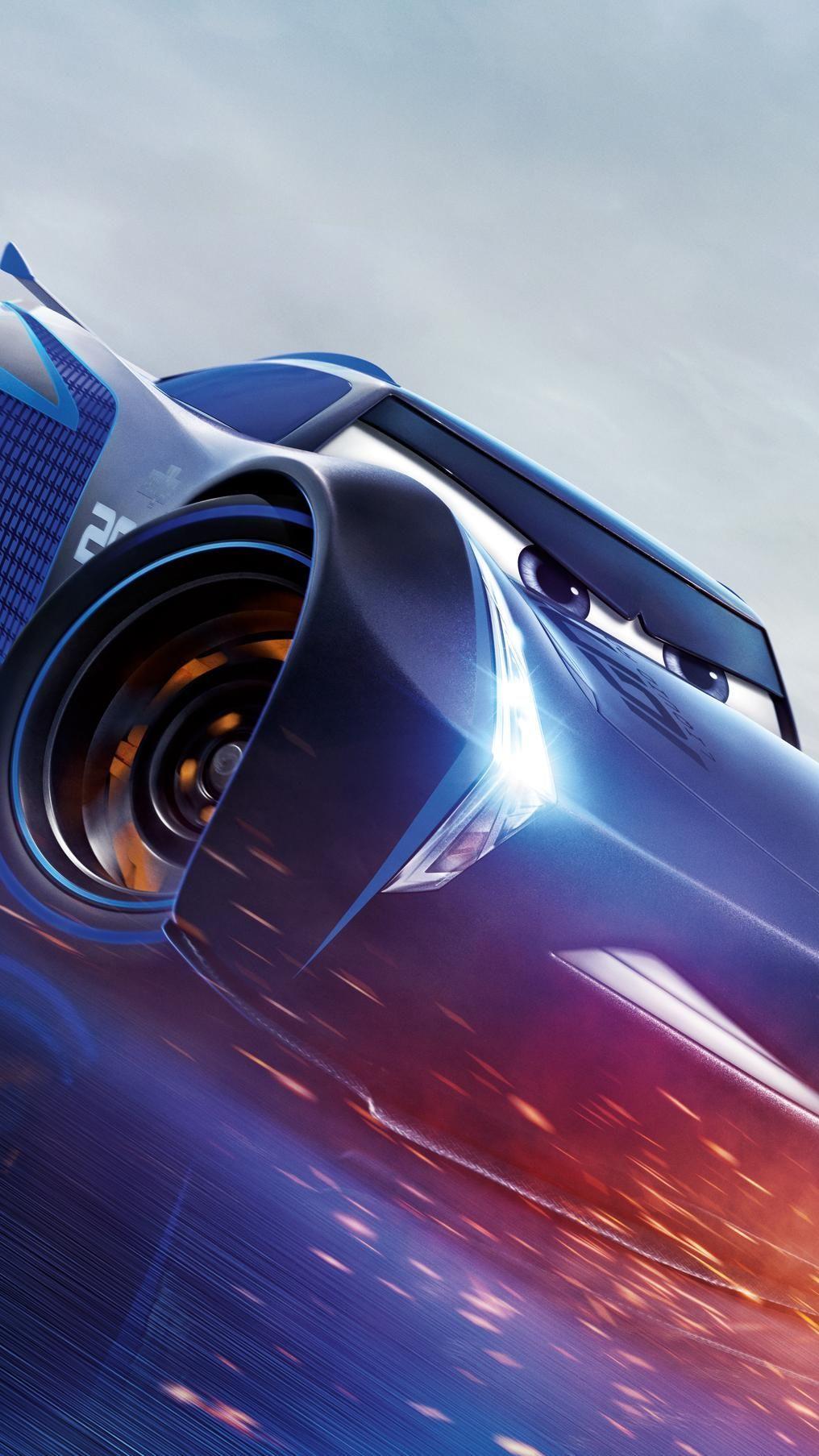 Cars 3 (2017) Phone Wallpaper Moviemania, cars