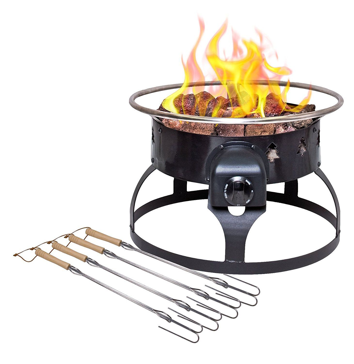 Top 7 Best Portable Fire Pits In 2017 Portable Propane Fire Pit Portable Fire Pits Fire Pit