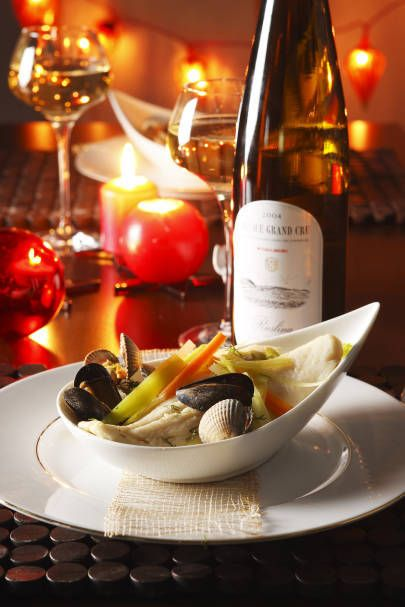Poisson Et Riesling D Alsace Photo Vinsalsace Com Alsace Vins Vignoble