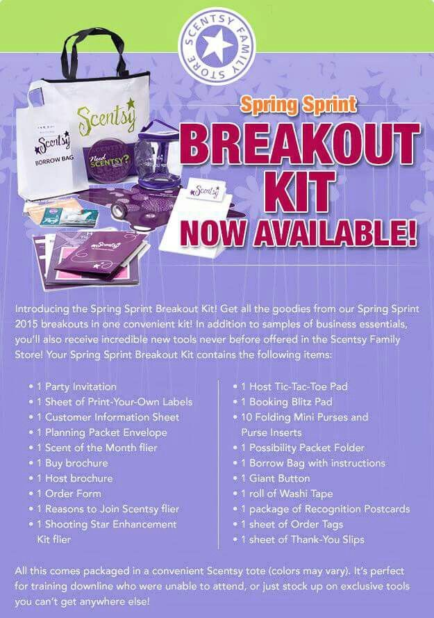 Get this great kit to boost your sales  Available on your