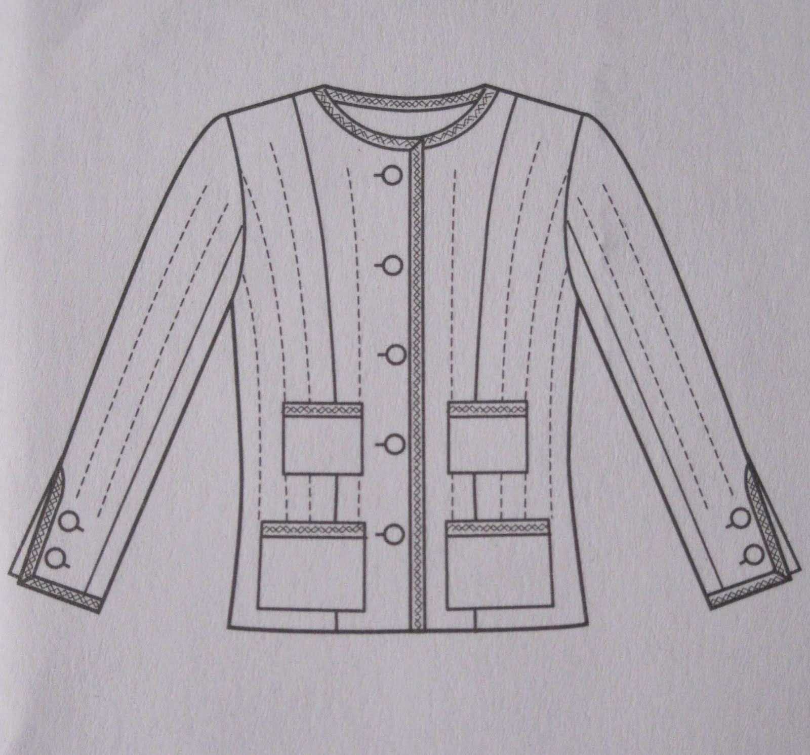 Everything Just So: DIY Chanel Jacket: The Resources