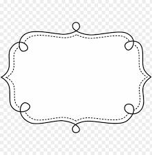 Doodle Frame Border Png Image With Transparent Background Png Free Png Images Doodle Frame Doodle Frames Png Images
