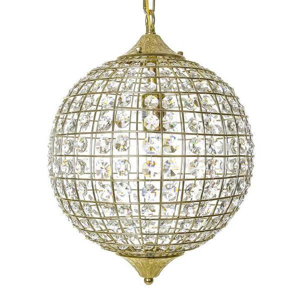 River of goods en glam hanging pendant lamp