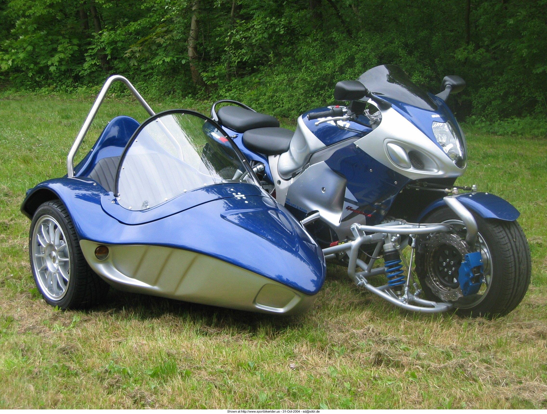Superbe Made By RUKO Germany (www.de)   Suzuki Hayabusa   ID: 65967