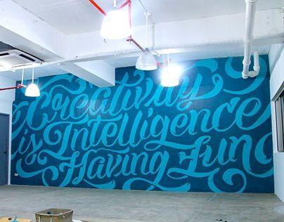 "Empfohlenes @Behance-Projekt: ""Creativity at Canva"" https://www.behance.net/gallery/25213373/Creativity-at-Canva"