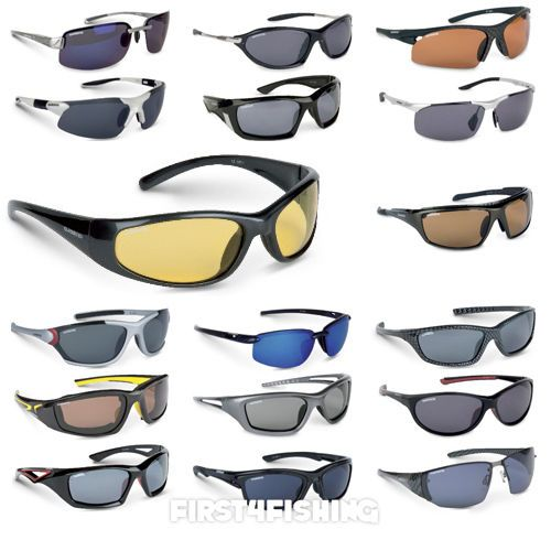 3b677aee82 Shimano Polarised Sunglasses (Full Range) - Carp Pike Coarse Sea Fishing  Tackle