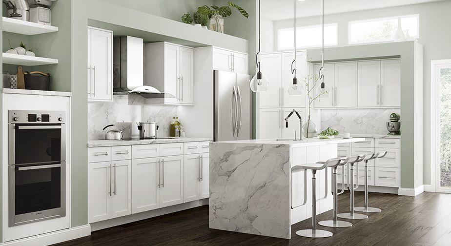 Livorno Bianco | Home Decorators Cabinetry