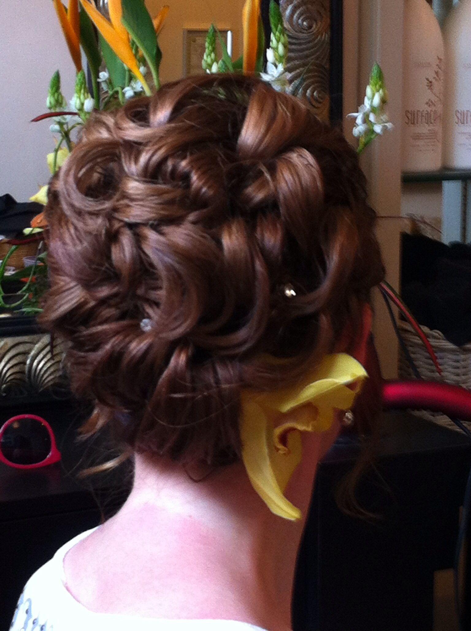 Ge,s Wedding hair Wedding hairstyles, Hair, Long hair styles