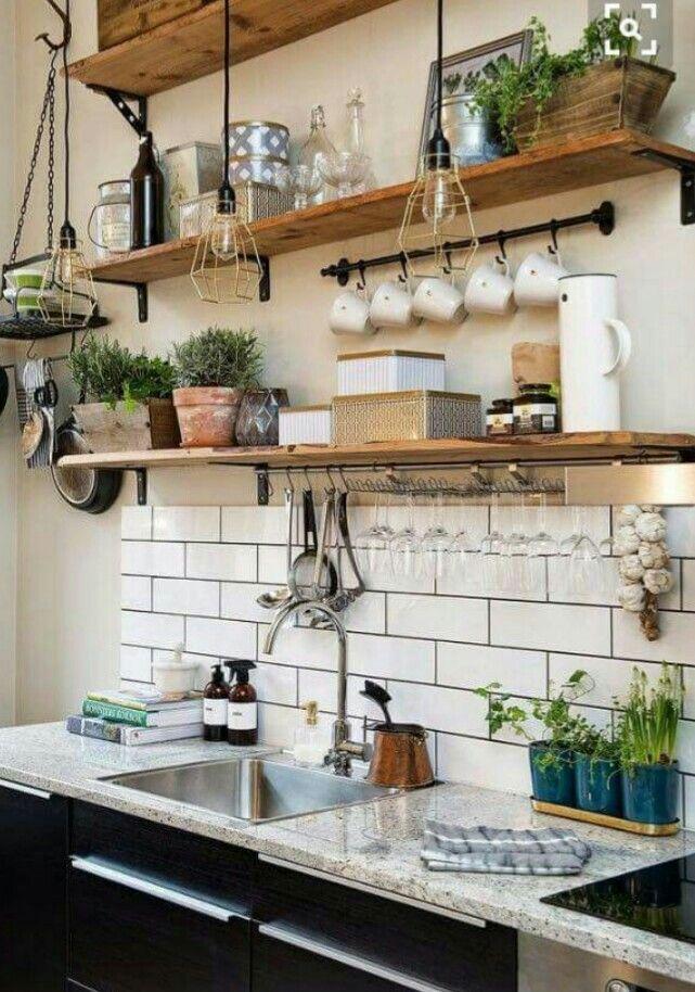 Pin von ZenBikerChic auf Dragonfly Barn | Pinterest | Küche ...