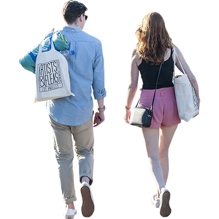 Beautiful Couple On Holiday People Png People Cutout People Walking Png