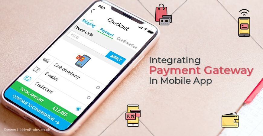 Why should you Integrate Secured Payment Gateway in Mobile