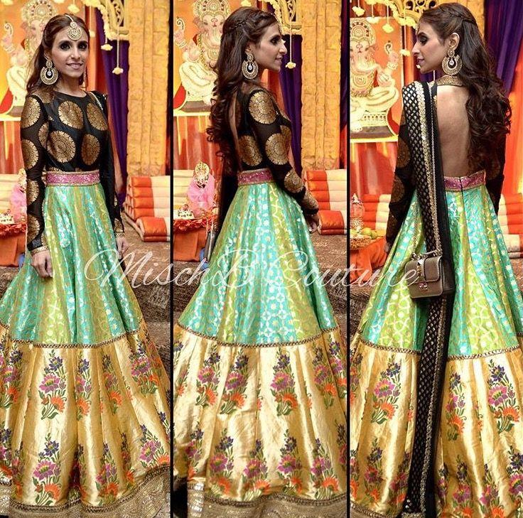 49a2158e3d Pinterest: @pawank90 | ::Indian Fashion:: | Indian designer wear ...