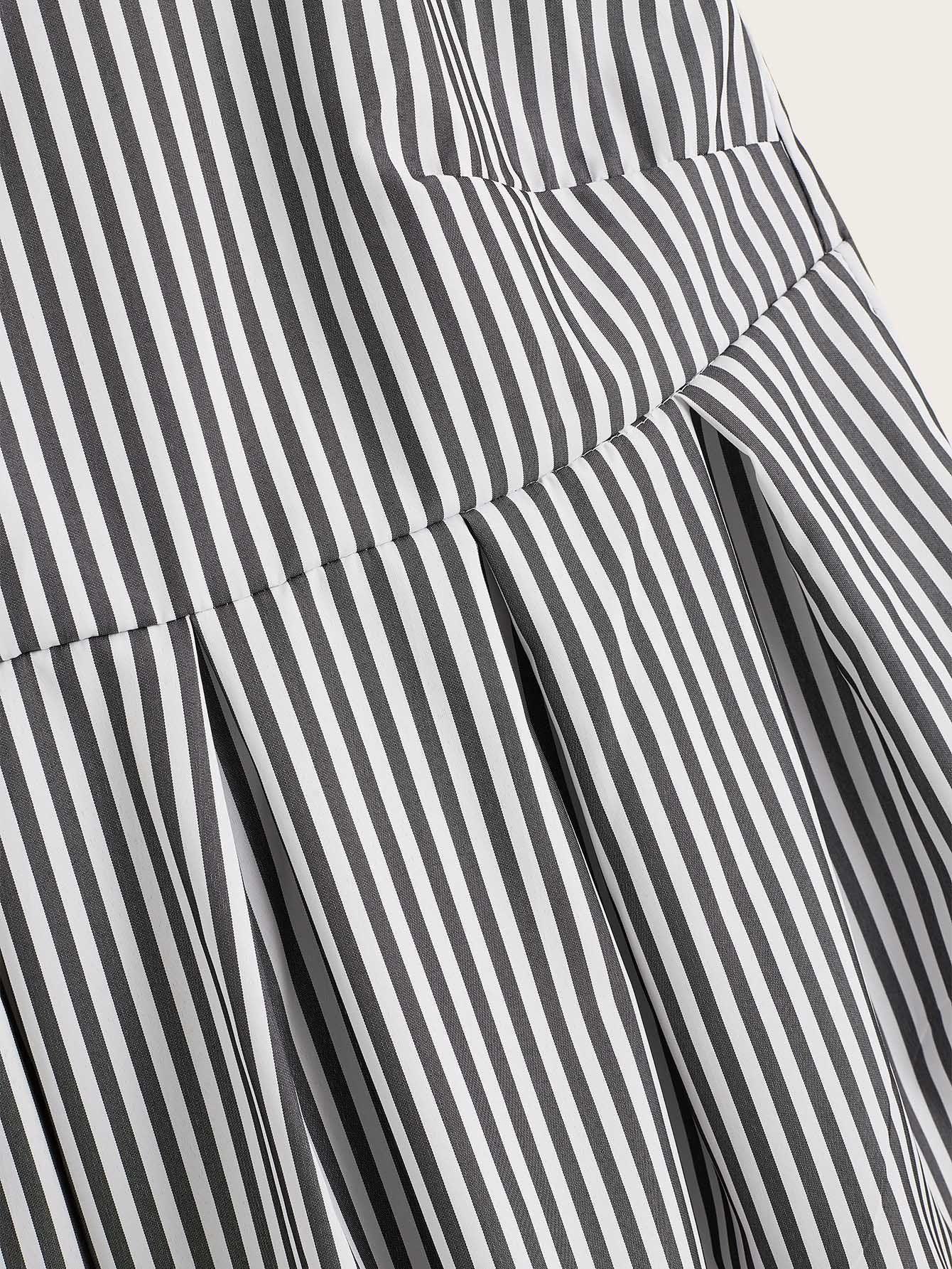 Plus Ruffle Hem Striped Cami Top #stripedcamitops Plus Ruffle Hem Striped Cami Top #stripedcamitops