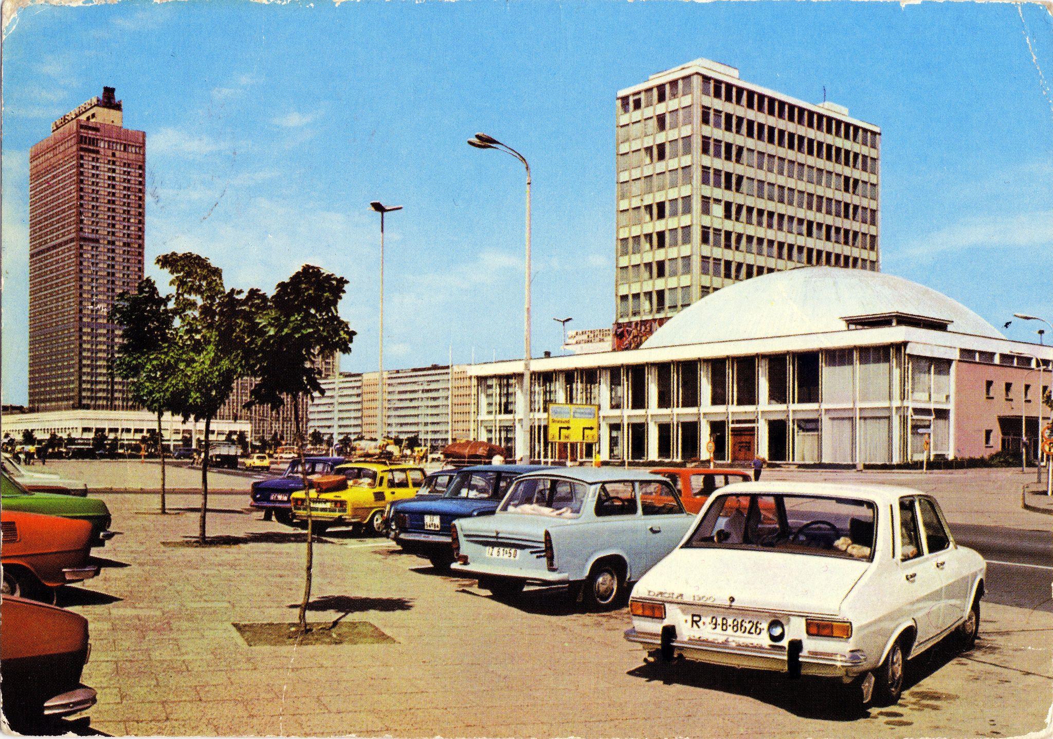 Germany Berlin 083 1991 Front Berlin Germany East Berlin Berlin