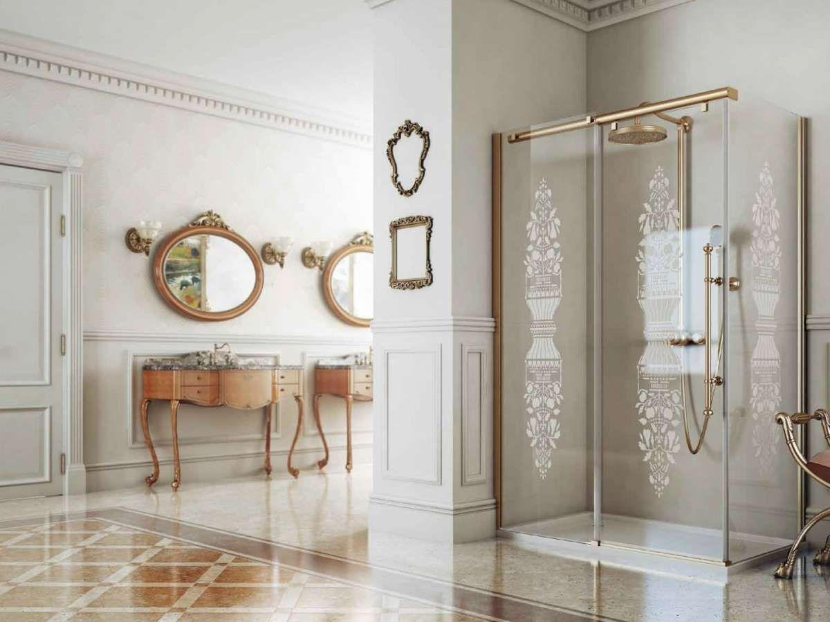 Design Bagno Classico : Le roy doccia per bagno classico.jpg 1200×899 autres salle de