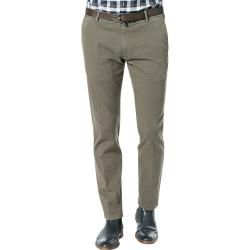 Photo of Joop men's chinos, slim fit, cotton, olive green Joop