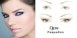 Maquillaje Para Ojos Pequenos Lapiz De Ojos Blancos En La Linea