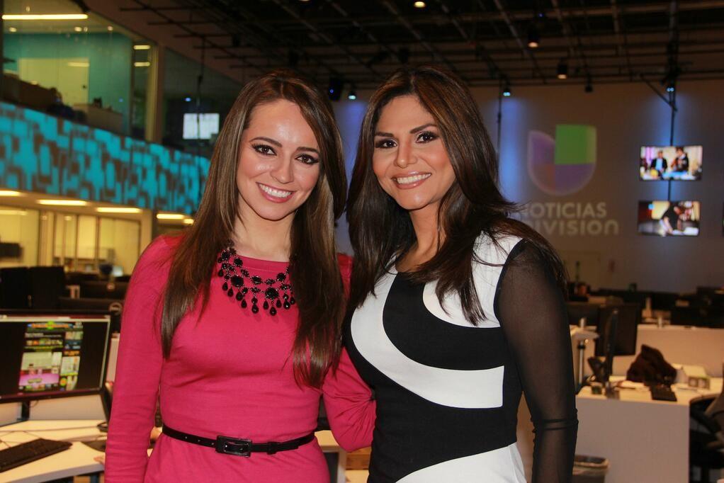 Con @HeidiRenpenning quien estuvo en @DespiertaAmeric