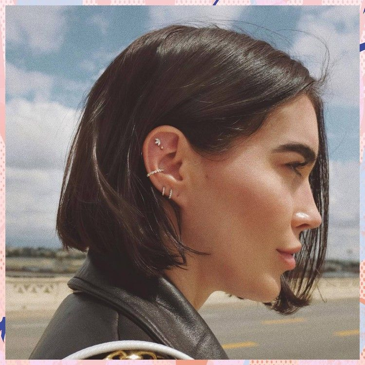 How the 'curated ear' overtook tattoos as the fashion world's favourite rebellious statement