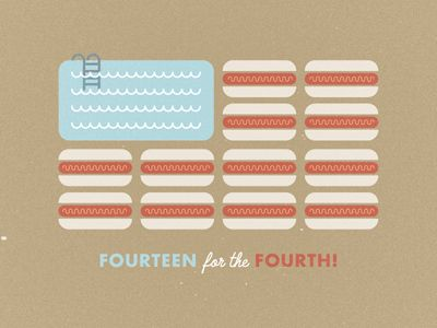 Fourteen for the Fourth!