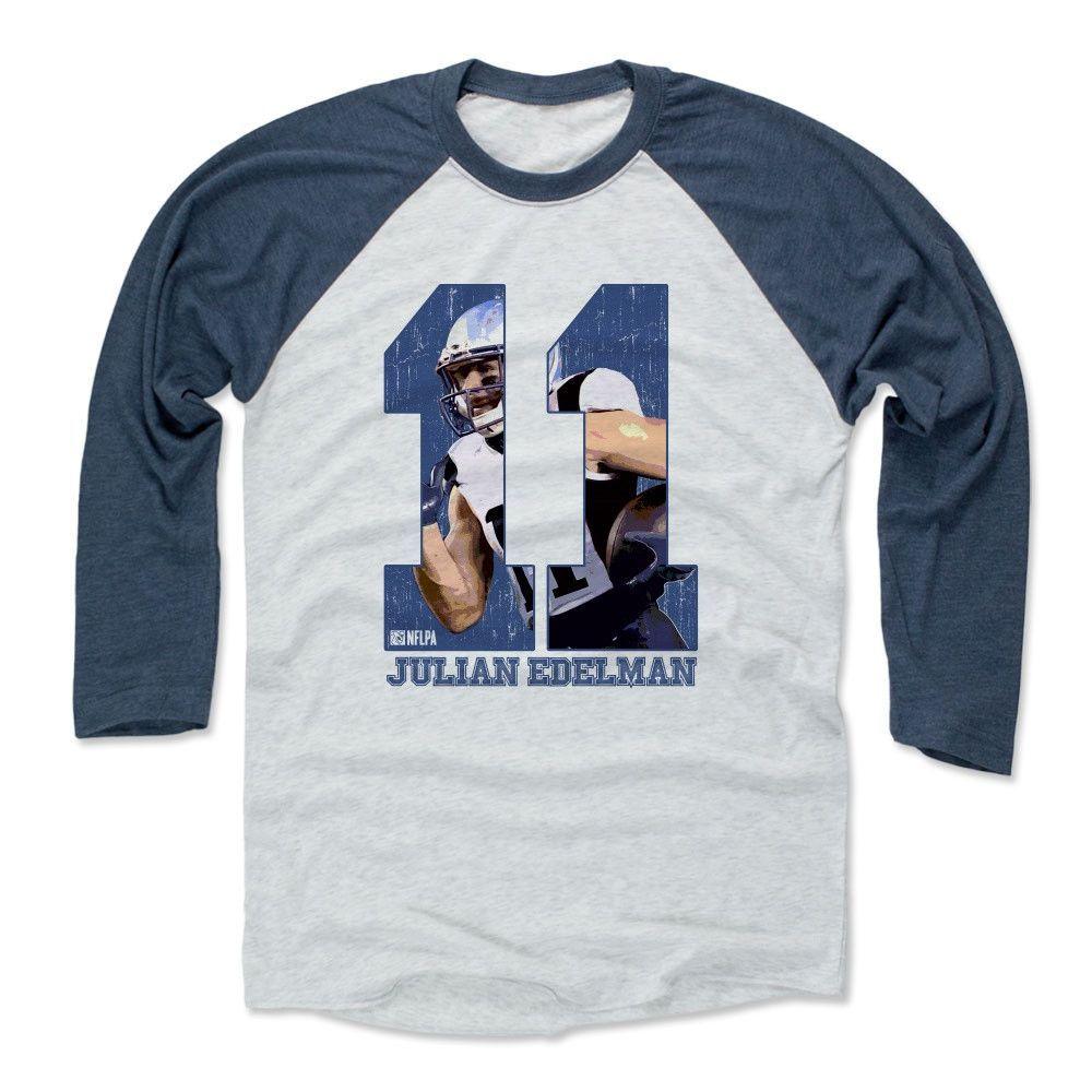 Julian Edelman Game B Long Sleeve Tshirt Men
