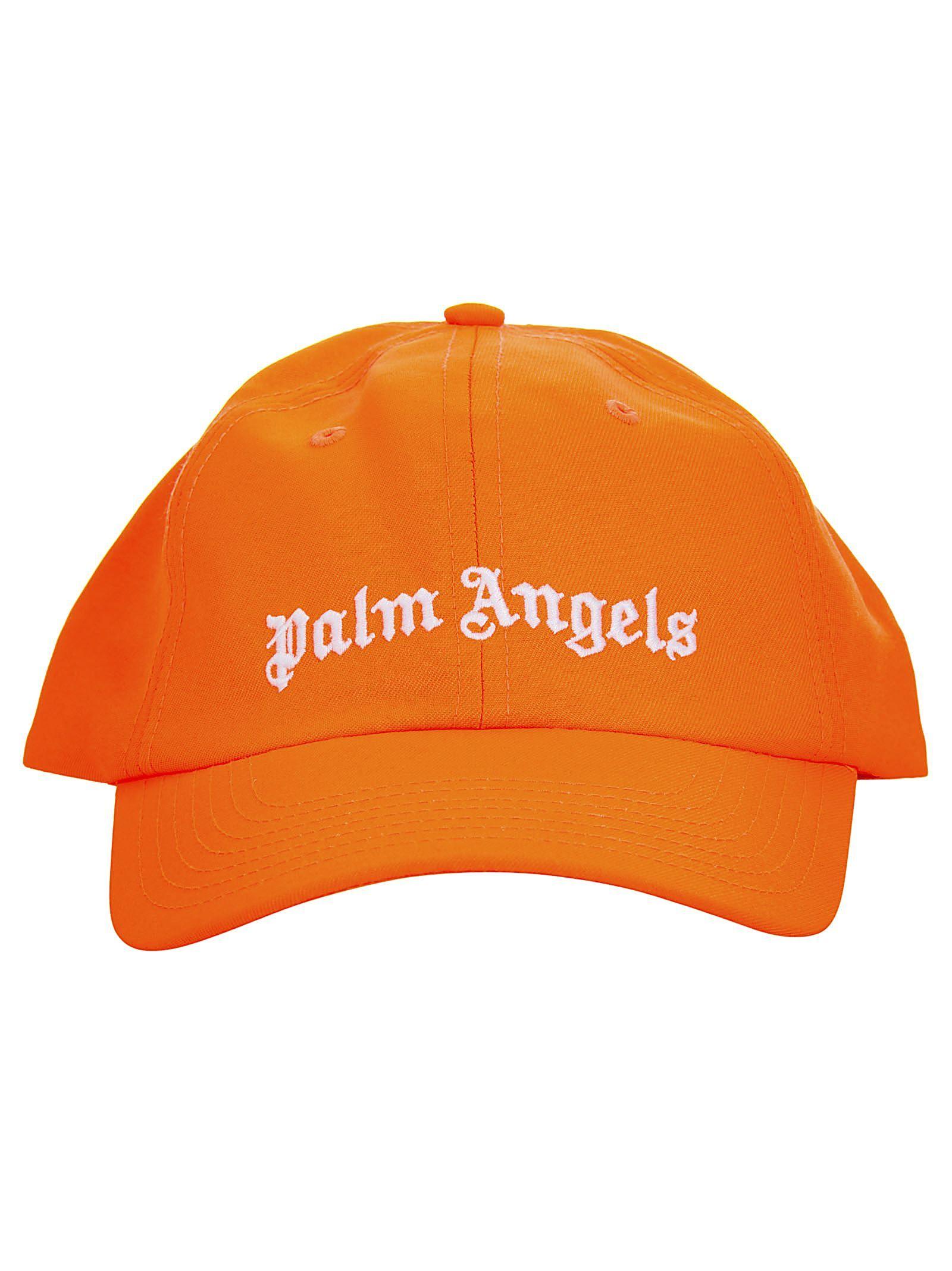 c46d344ccde PALM ANGELS LOGO CAP.  palmangels