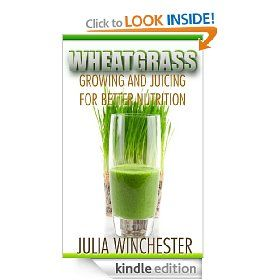 Julia Winchester's follow-up to her book on growing microgreens and a free Kindle download from December 12th through December 14th!