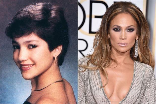 ¿Cómo eran las famosas en el colegio?  Foto:Archivo