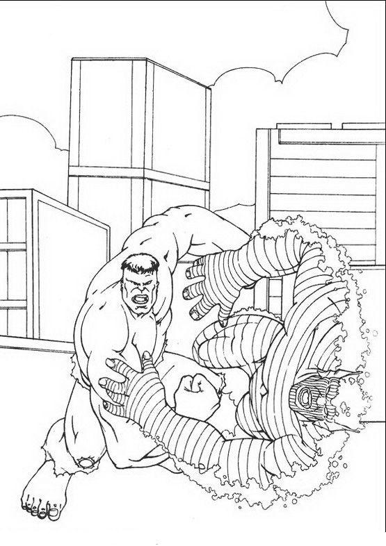Kleurplaten Hulk.Kleurplaten Hulk 23 Kleurplaat Kleurplaten Voor Kinderen