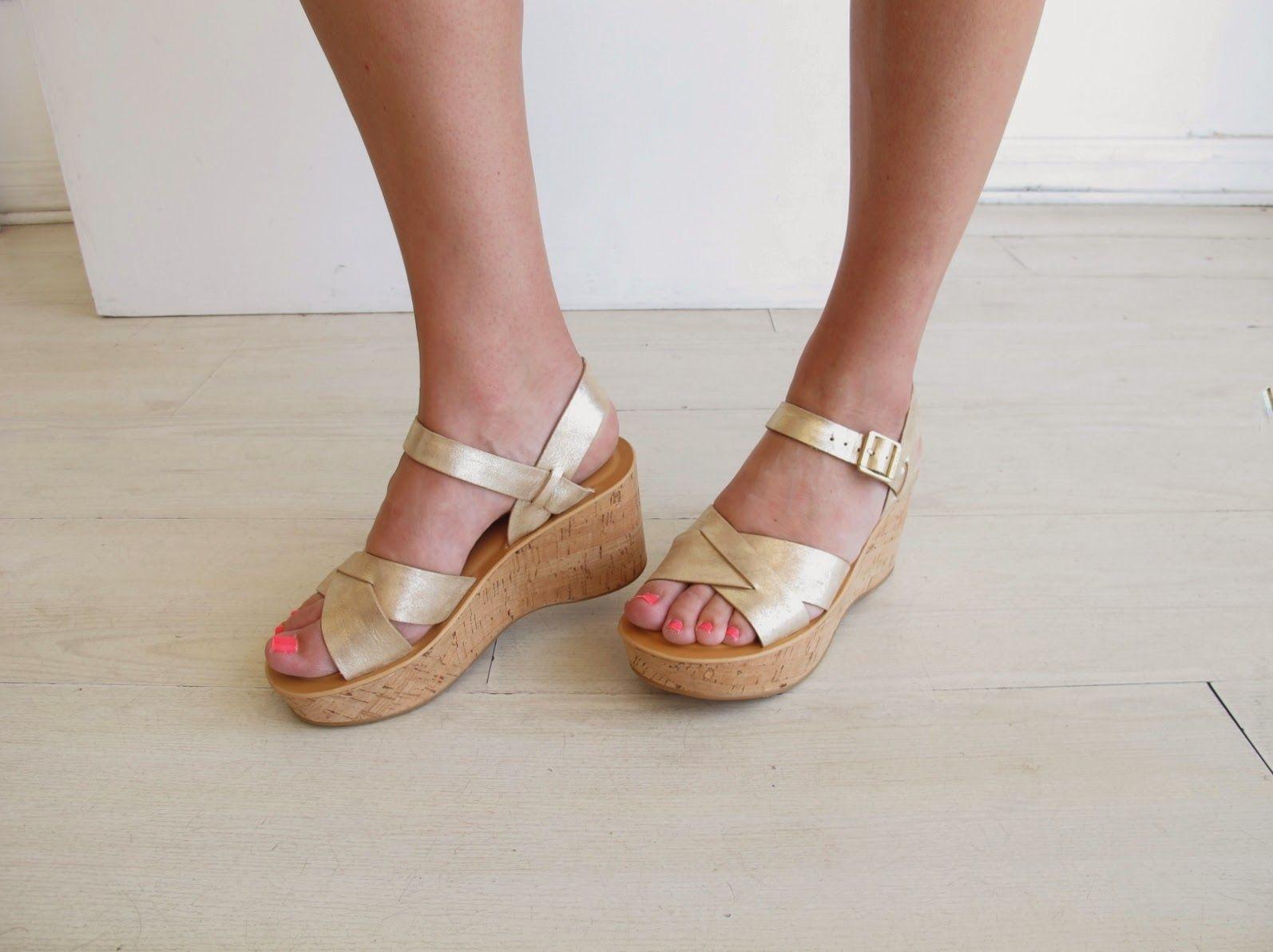 vamp shoes: Kork Ease Ava