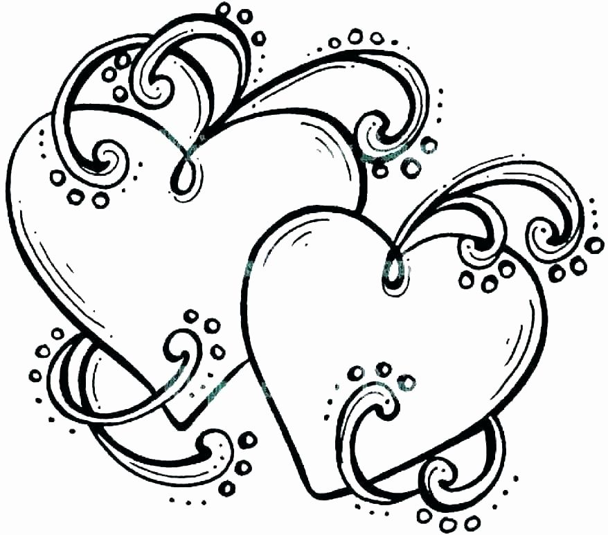 Valentine Heart Coloring Page Best Of Teddy Bear with