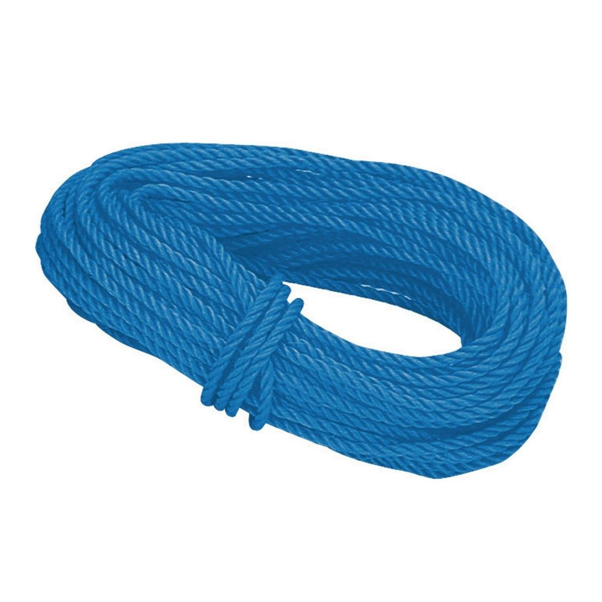 1 4 In X 100 Ft Polypropylene Rope Poly Rope Rope Three Strand Twist