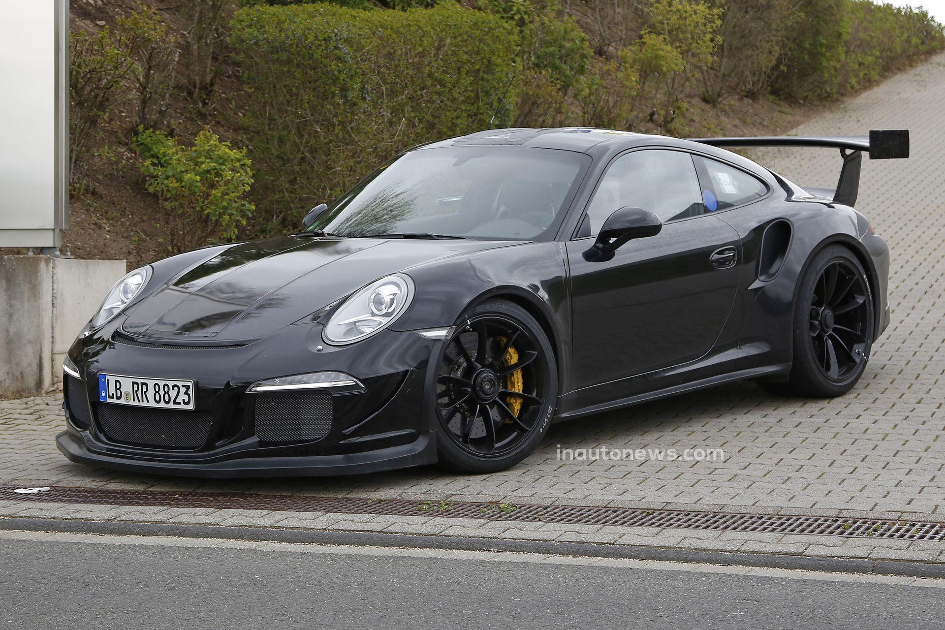 2016 porsche 911 gt3 rs 991 - Porsche 911 Gt3 2015