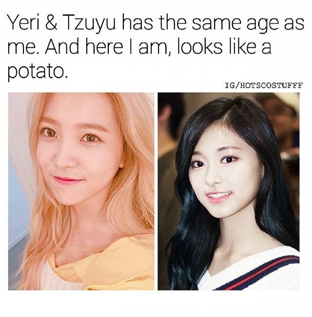 Yerim and Tzuyu are darn pretty for 99 liners, Oh My Girl's