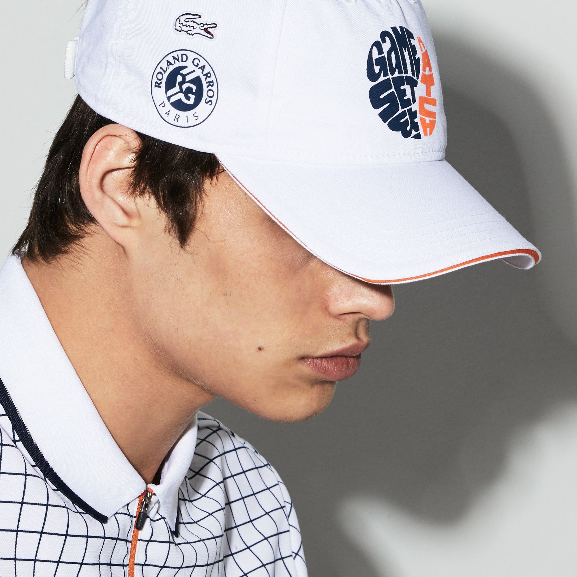 0a503db6 LACOSTE Men's SPORT Roland Garros Edition Cap. #lacoste #cloth ...