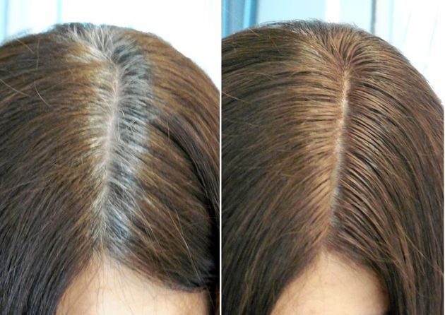 Best Highlights To Hide Gray How To Hide Gray Hair