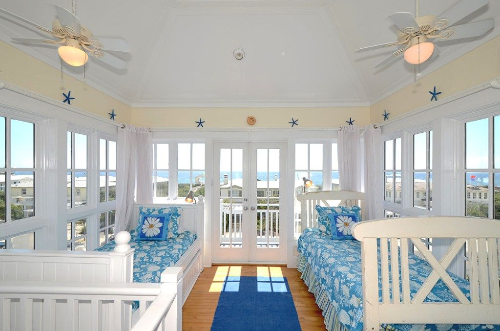 Starry Night Beach house decor, Beach cottages, Cottage