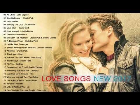 Most popular romantic songs