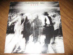 FLEETWOOD MAC  L I V E  ORIGINAL DOUBLE VINYL LP RECORD!