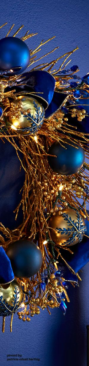 A BLUE CHRISTMAS CHRISTMAS BLUES/SILVER/PINK Pinterest Blue