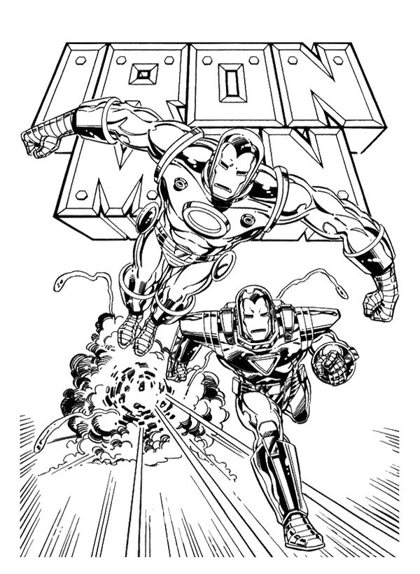 Iron Man Dodge Coloring Page Coloring Pages Cool Coloring Pages Iron Man Pictures