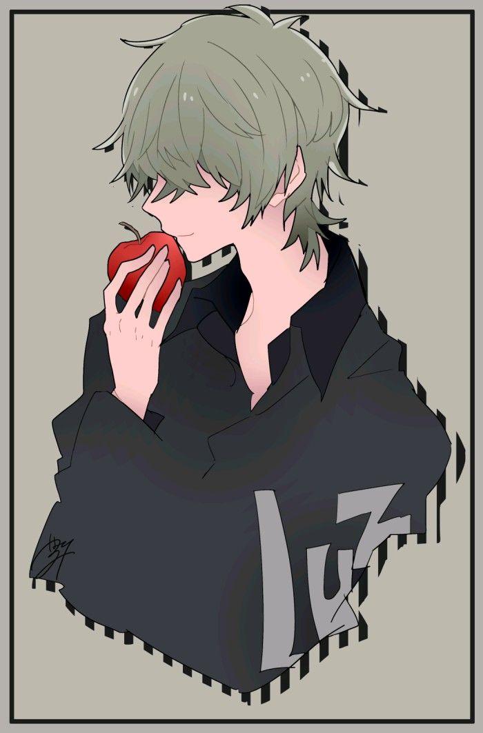 Pin Ni りんご Sa 歌い手さんイラスト Luz 歌い手 アニメの男の子