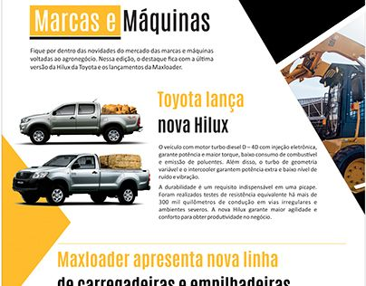 "Check out new work on my @Behance portfolio: ""Diagramação Página Publicitária""…"