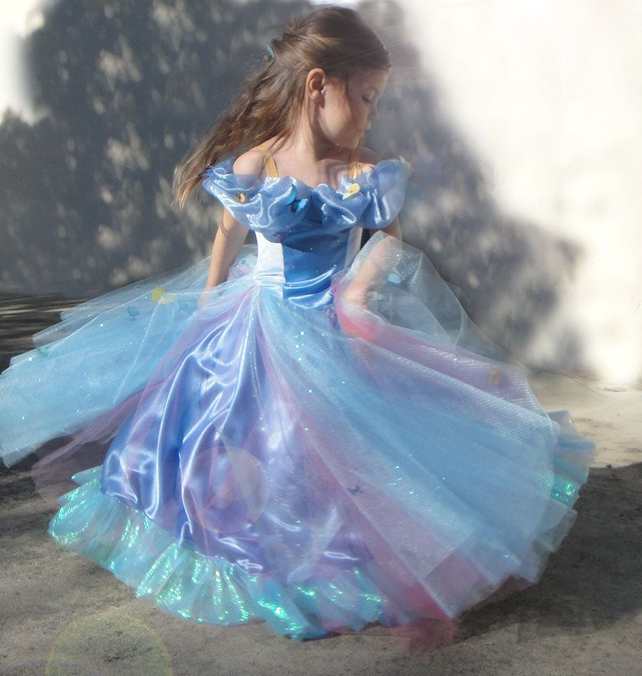 Fairy godmother Cinderella 2015 gown | Cinderella 2015, Gowns and Etsy