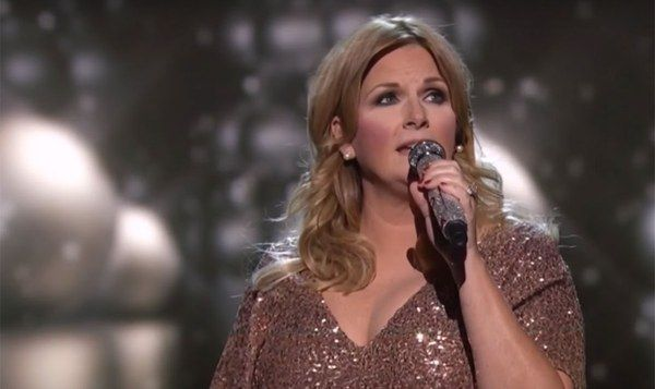 "Trisha Yearwood's ""What Are You Doing New Year's Eve?"" Was Supposed to Be a Duet With Garth Brooks"